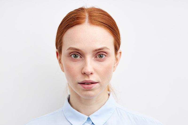 zonder make-up je ogen vergroten